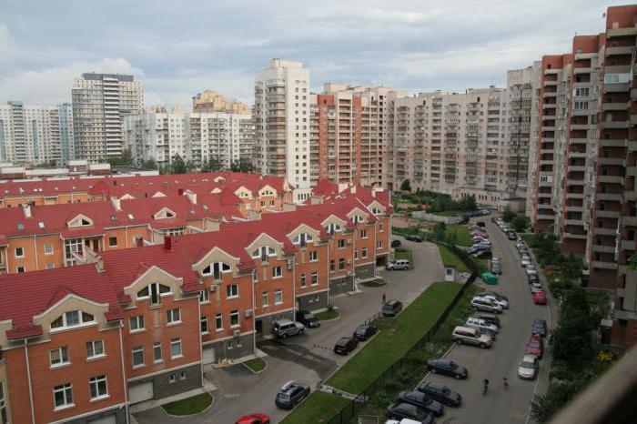Остров Декабристов в Санкт-Петербурге