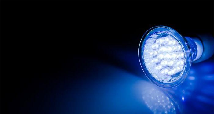 Моргает светодиодная лампа причина