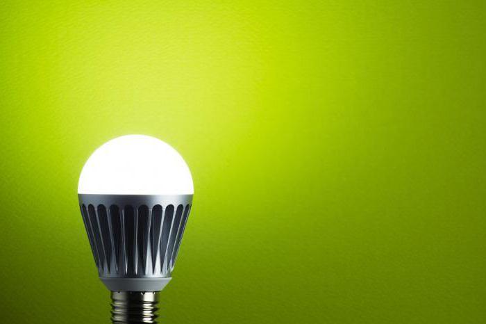 Светодиодные лампы моргают после включения