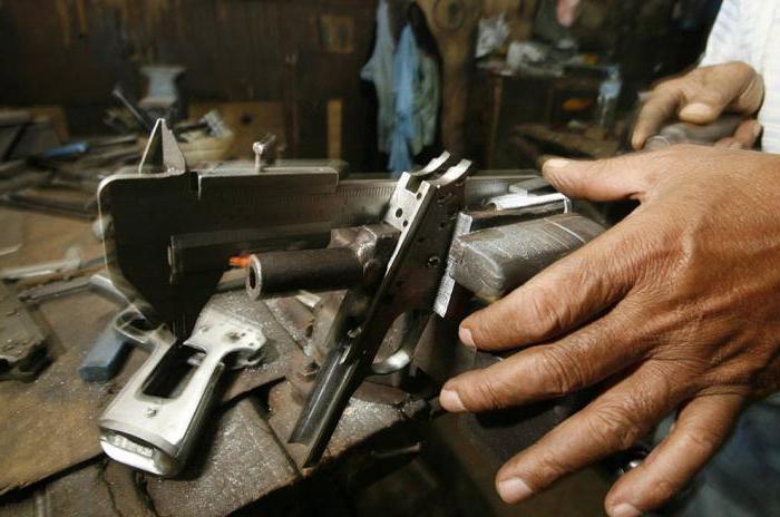 переделка пистолета мр 371