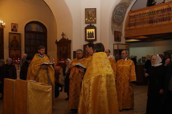 Церковь Николая Чудотворца в Павловске адрес