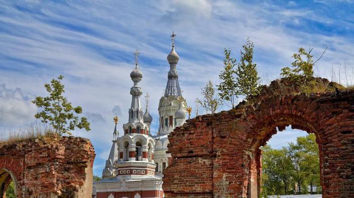 Собор Николая Чудотворца в Павловске фото
