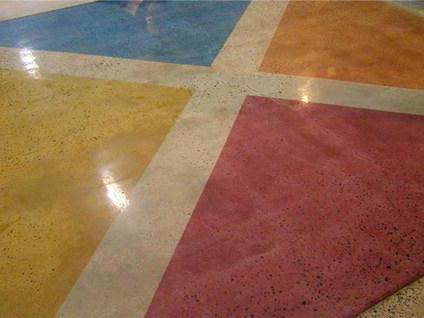 чем покрасить бетон