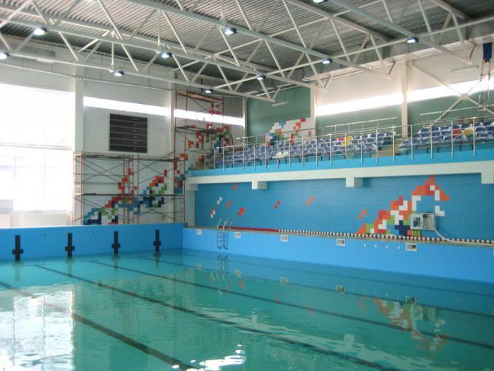 бассейн мытищи летная