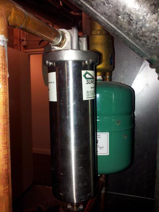 газовый фильтр газового оборудование