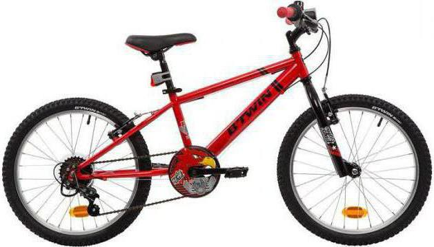 велосипед b twin