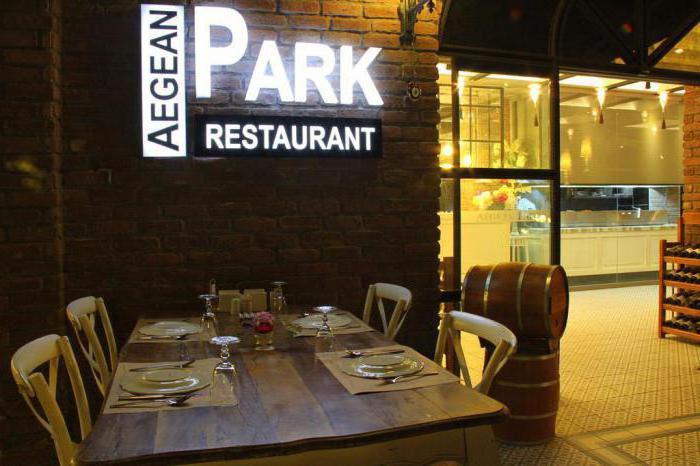 aegean park hotel 3 инфраструктура отеля