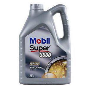 моторное масло мобил супер 3000 5w40 цена отзывы