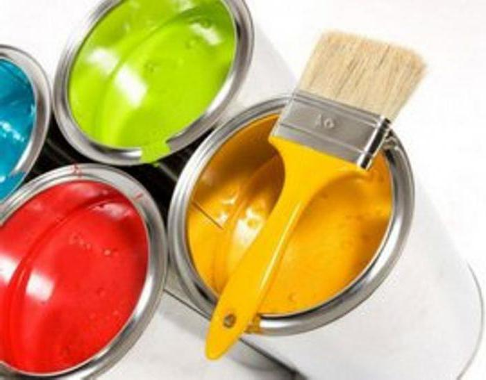 краска для осб плит