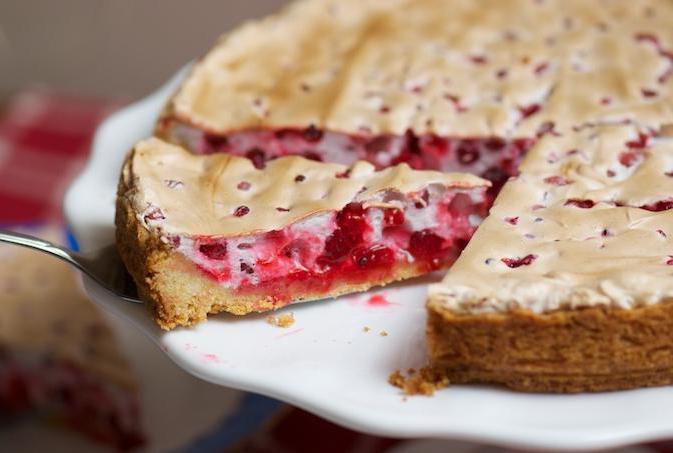 вкусные летние пироги
