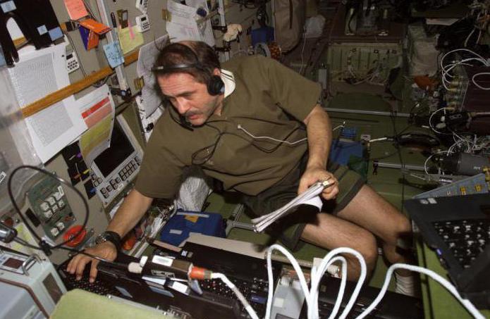 виноградов космонавт
