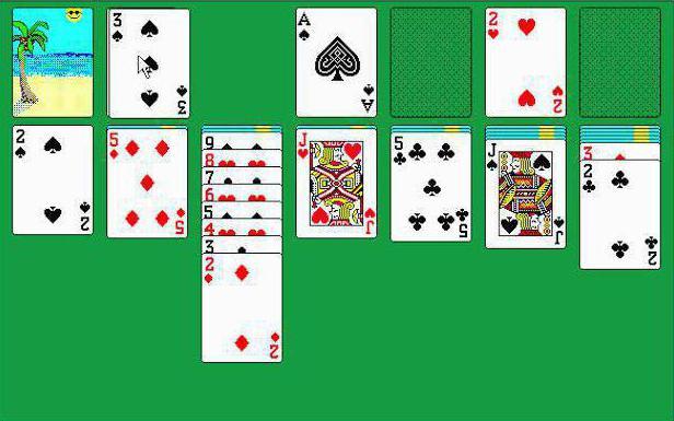 играть в карты косынка