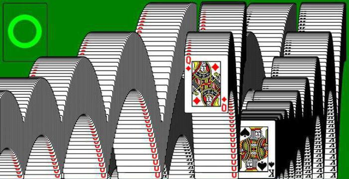играть в карты паук косынка