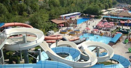 ереванский аквапарк в ереване