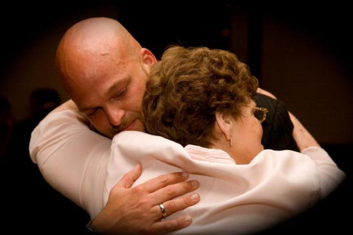 материнская молитва за взрослого сына