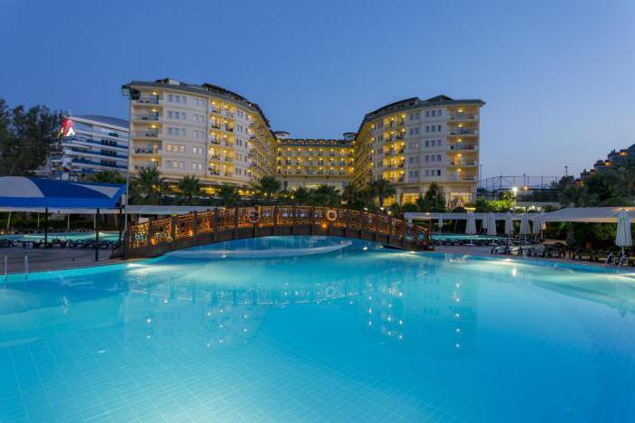 mukarnas resort spa 5 турция аланья окурджалар