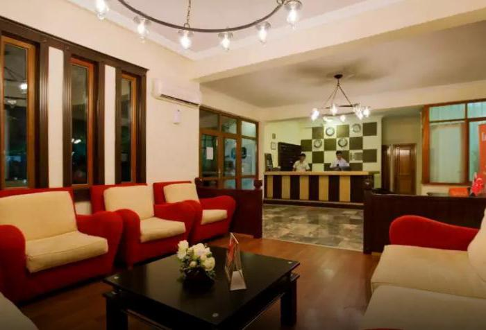 отель larissa club akman park camyuva 4