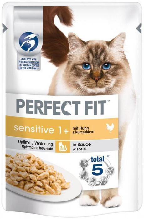 лучший корм для кошек с чувствительным пищеварением