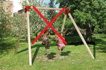 Детские качели для детей своими руками
