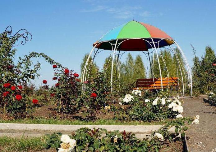 ботанический сад белгород адрес