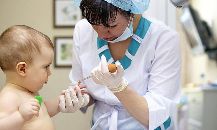 аллергия у детей на попе