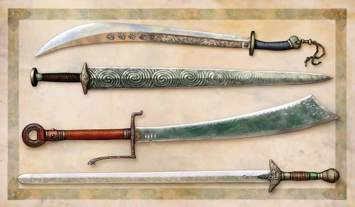 меч из дерева своими руками