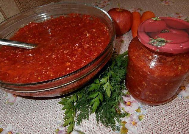 огонек салат на зиму