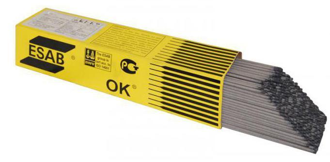 электроды жиаметром 4 мм Э46