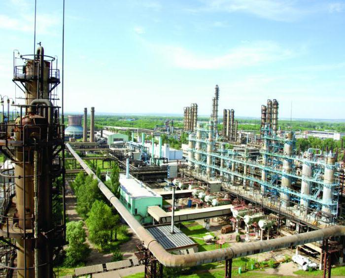 ЗАО Стерлитамакский нефтехимический завод