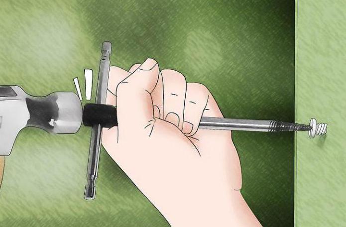 2045062 - Как выкрутить слизанный шуруп