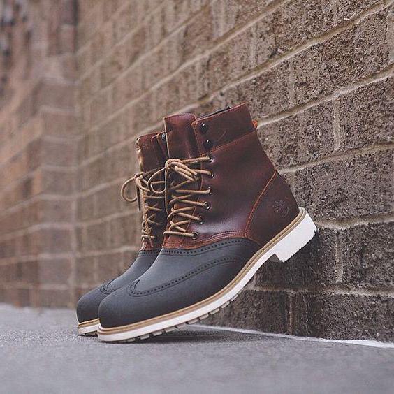 ботинки timberland отзывы