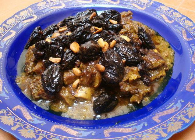 Тушёная говядина с черносливом в мультиварке рецепты