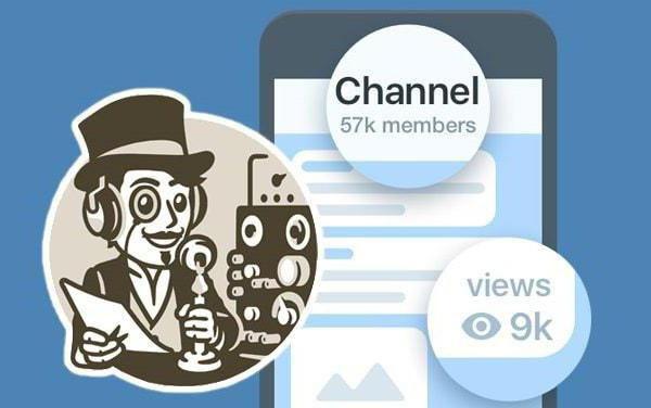 Интересные каналы в телеграмме