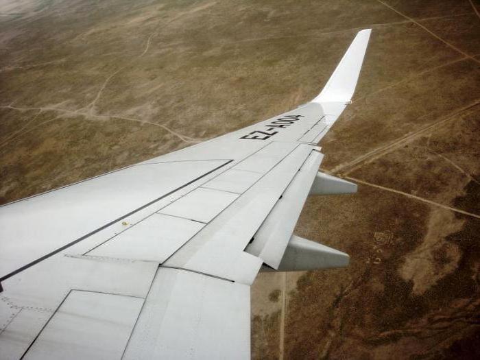 механизация крыла самолета конструкция