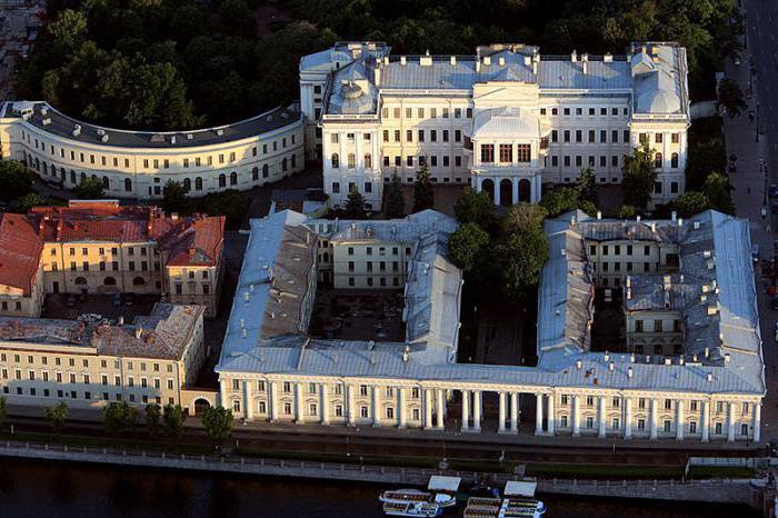 кружки аничкова дворца
