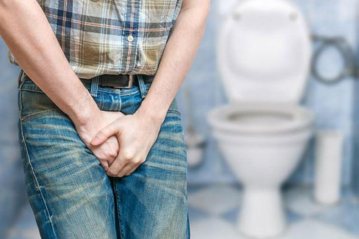 частое мочеиспускание у мужчин ночью причины лечение