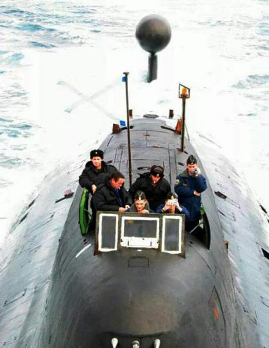 подводная лодка авианосец россии