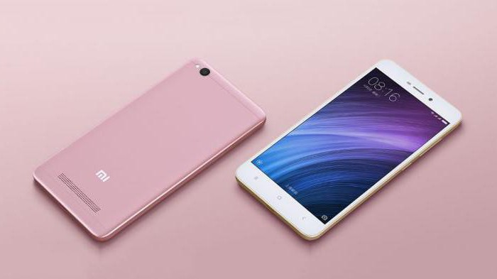 телефон xiaomi redmi 4a 16gb характеристика