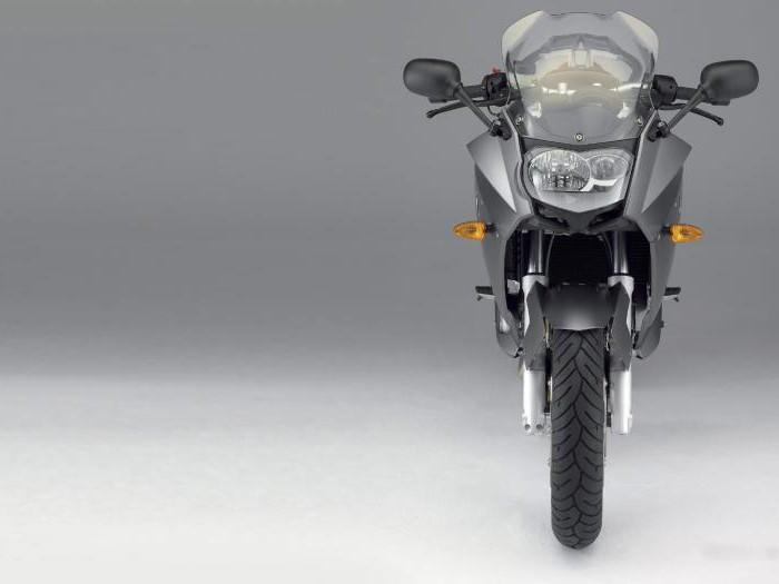 мотоцикл bmw f800st