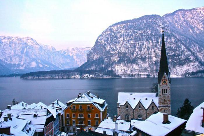 Куда в европу поехать зимой