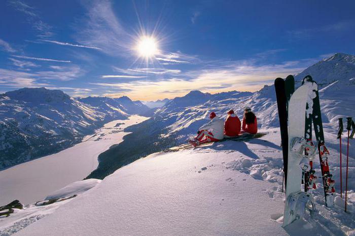 Европа зимой куда лучше поехать