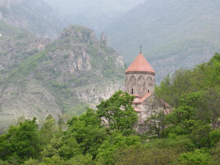 город капан армения