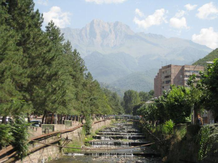 город в армении