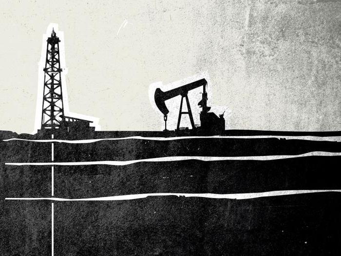 сланцевая нефть это