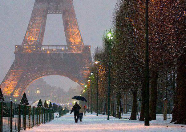 Куда можно поехать зимой в европу
