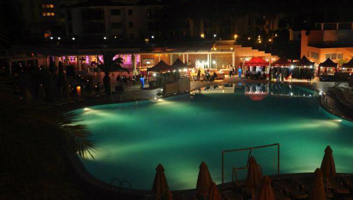 tt hotels hydros турция кемер
