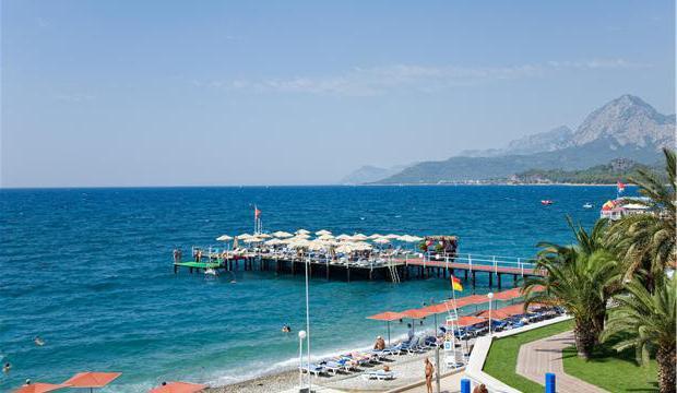 tt hotels hydros пляж