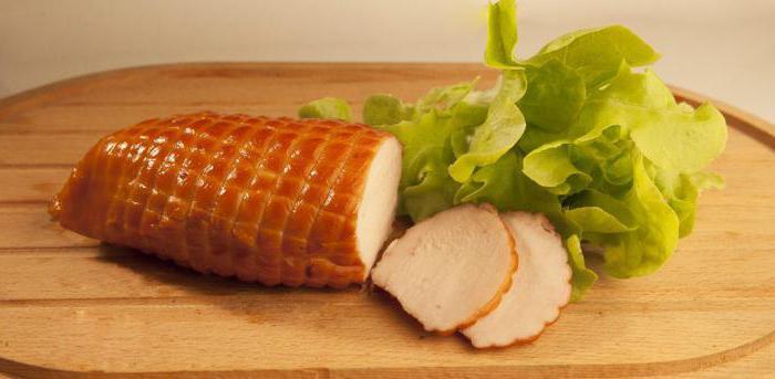 салат с курицей копченой и помидорами