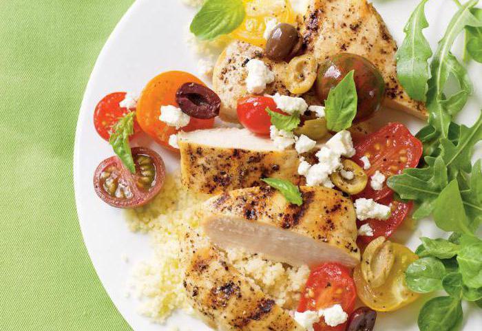 салат копченая курица помидоры сыр сухарики рецепт