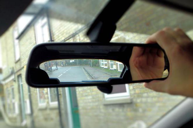 как правильно настроить зеркала в автомобиле советы для водителя